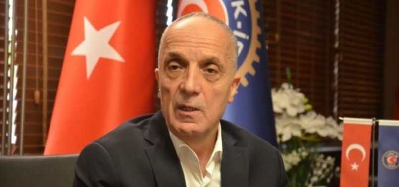 """TÜRK-İŞ GENEL BAŞKANI ATALAY'DAN """"ESNEK ÇALIŞMA"""" AÇIKLAMASI"""