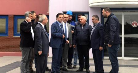18 MART TERMİK SANTRALİNDE MEYDANA GELEN İŞ KAZASINDA ÜYEMİZ FERDİ MUTLU'YU KAYBETTİK