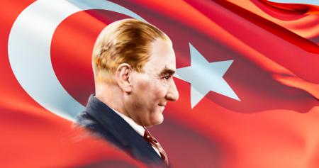 """""""19 Mayıs Atatürk'ü Anma, Gençlik ve Spor Bayramı"""" Kutlu Olsun"""