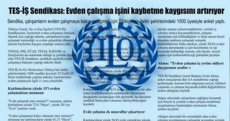 ILO: Evden Çalışanların Daha İyi Korunmaya İhtiyacı Var